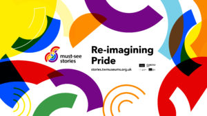 Re-Imagining Pride banner